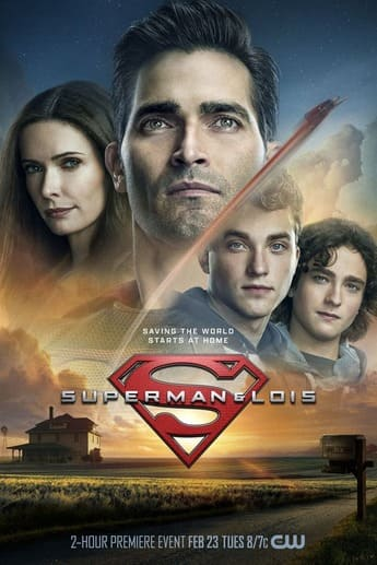 Superman e Lois 1ª Temporada